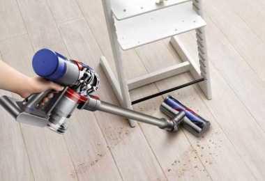 best cordless stick vacuum hardwood floors