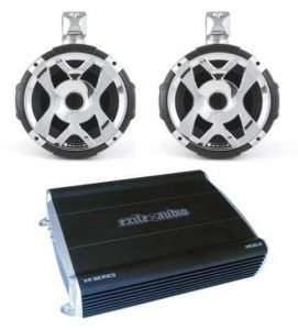 Exile Audio XM9 Wake Package