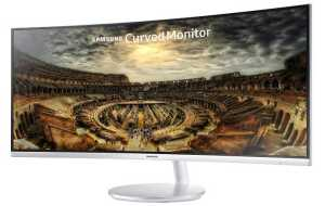 Samsung CF791 Series Curved Widescreen Monitor
