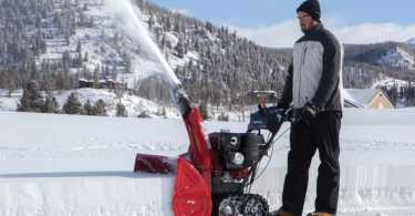 best snow blowers for the money