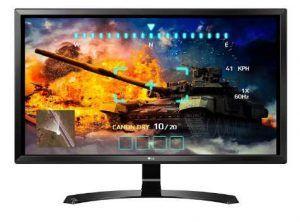 LG 27UD58-B 27-Inch 4K UHD IPS Monitor