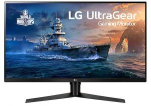 "LG 32GK650F-B 32"" QHD Gaming Monitor"