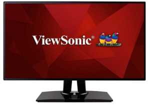 "ViewSonic VP2768 PRO 27"" 1440p Monitor"