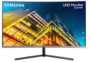 Samsung 32-Inch UR590C 4K Curved Gaming