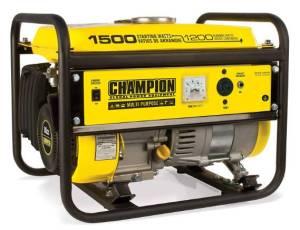 Champion 1200-Watt Portable Generator