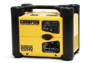 Champion 2000-Watt Inverter Generator
