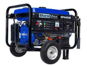 Duromax XP4400E Gas Powered Generator