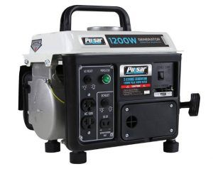 Pulsar 1,200W Gas-Powered Portable Generator