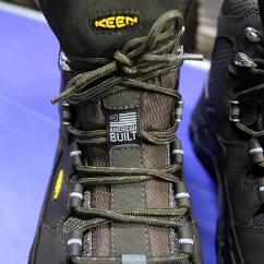 Keen Kitchen Shoes Snake Sink Footwear Built In The Usa Gearjunkie