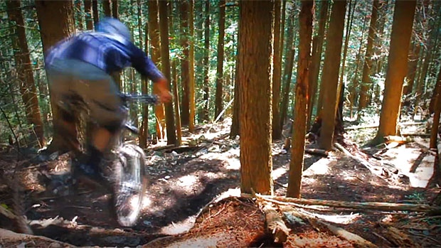 Woman Caught Booby Trapping Mountain Bike Trail  GearJunkie