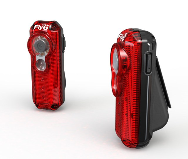 Cycliq Offers Something New With Its Fly6 The Rear Facing Led Light Also Serves As A Nanny Cam Continuously Recording Hd Video As You Ride