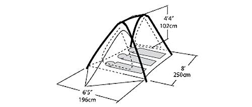 Review: Eureka Tundraline Tent
