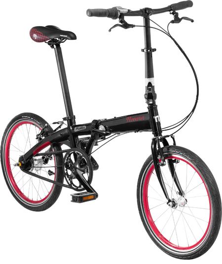 Folding Bike, Women's 29er, City commuters for Novara 2013