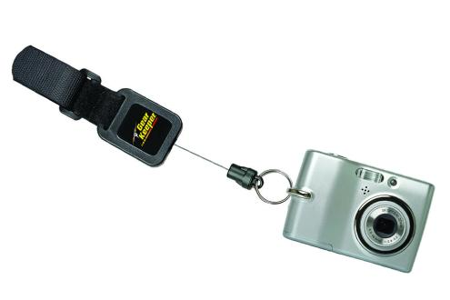 Camera Retractors for Fishing