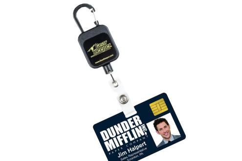ID Badge Retractors for Law Enforcement