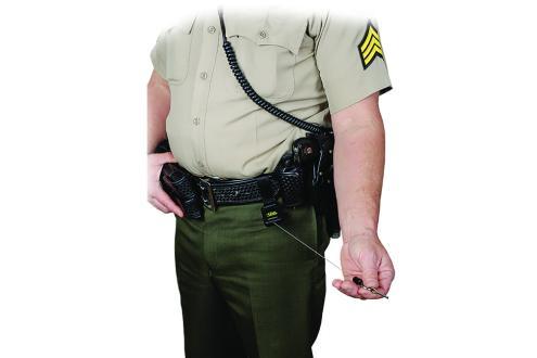 Handcuff Key Retractors For Law Enforcement