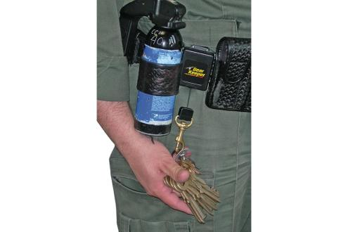 High Security Key Retractors for Law Enforcement