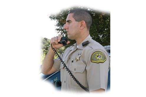 Police Mic Keeper