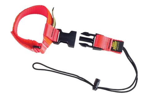 Wrist Lanyards for Tools at Heights