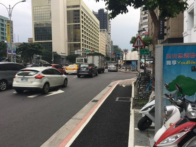 臺北三橫三縱自行車道完工了嗎? | 戶外實驗室