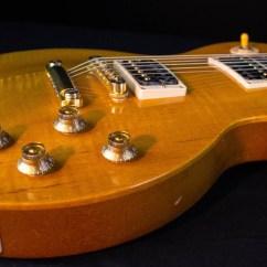 Gibson 500t Pickup Wiring Diagram Simple Home Electrical Diagrams 1992 Les Paul Studio Lite Trans Amber Guitar