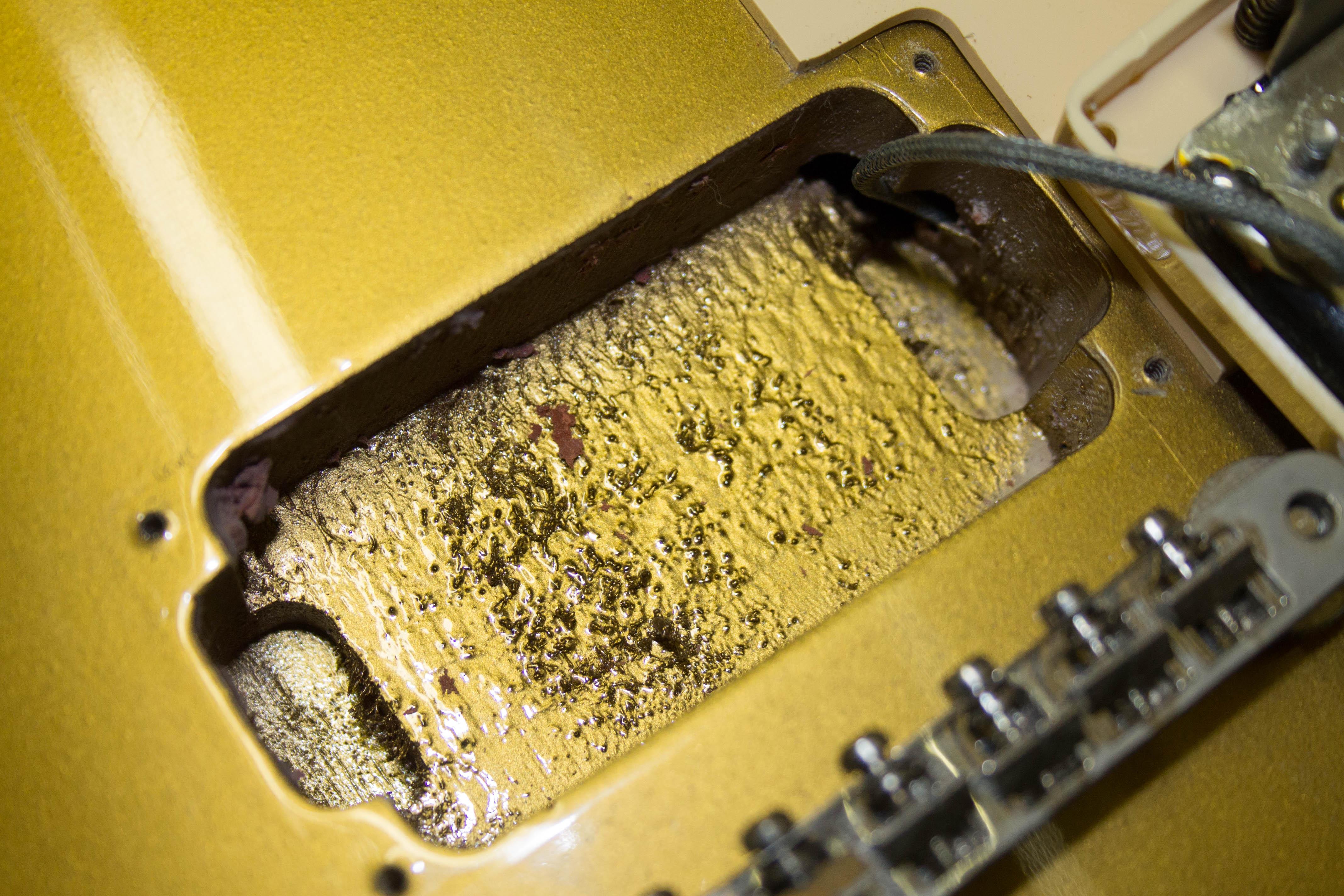 gibson 500t pickup wiring diagram rheem heat pump air handler 1991 les paul classic goldtop bullion guitar