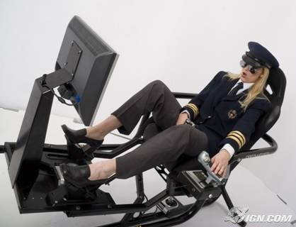 flight simulator chair motion shipping a across country dreamflyer ign the sensation of lean and balance provides is apparently supposed to feel highly reminiscent true feeling