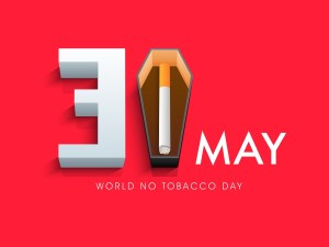 World No Tobacco Day 31 May