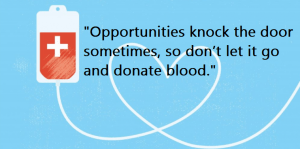 Blood Donation Slogans