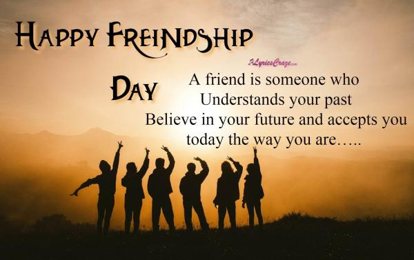 21 Happy Friendship Day Quotes
