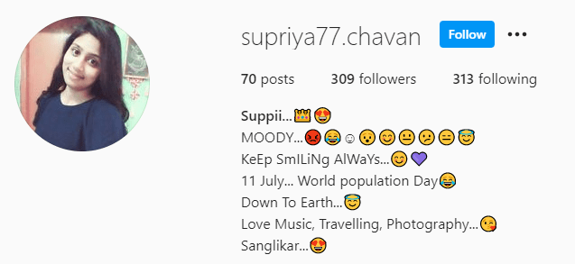 Top 10+ Swag Attitude Bio for Instagram for Girl 2021