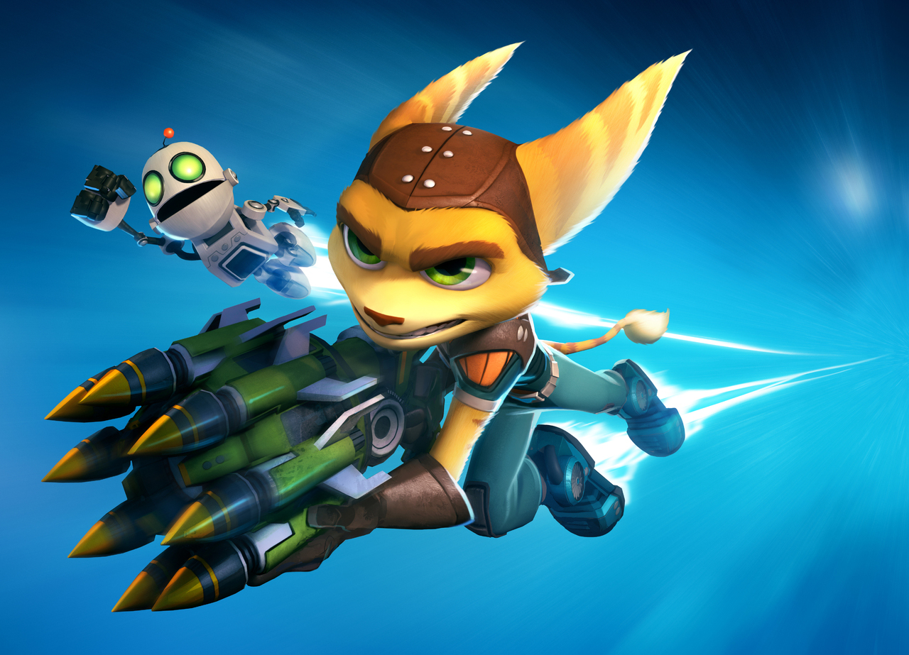 Tomb Raider 2013 Wallpaper Hd Ratchet And Clank Set To Do Hollywood In 2015