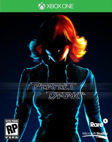 3 - Perfect Dark Xbox One Cover Mockup