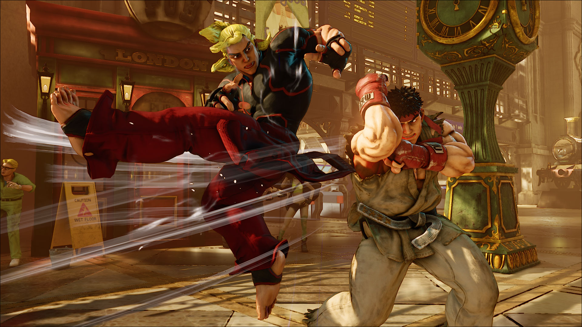 Street Fighter V List Of Combos For Beta Characters