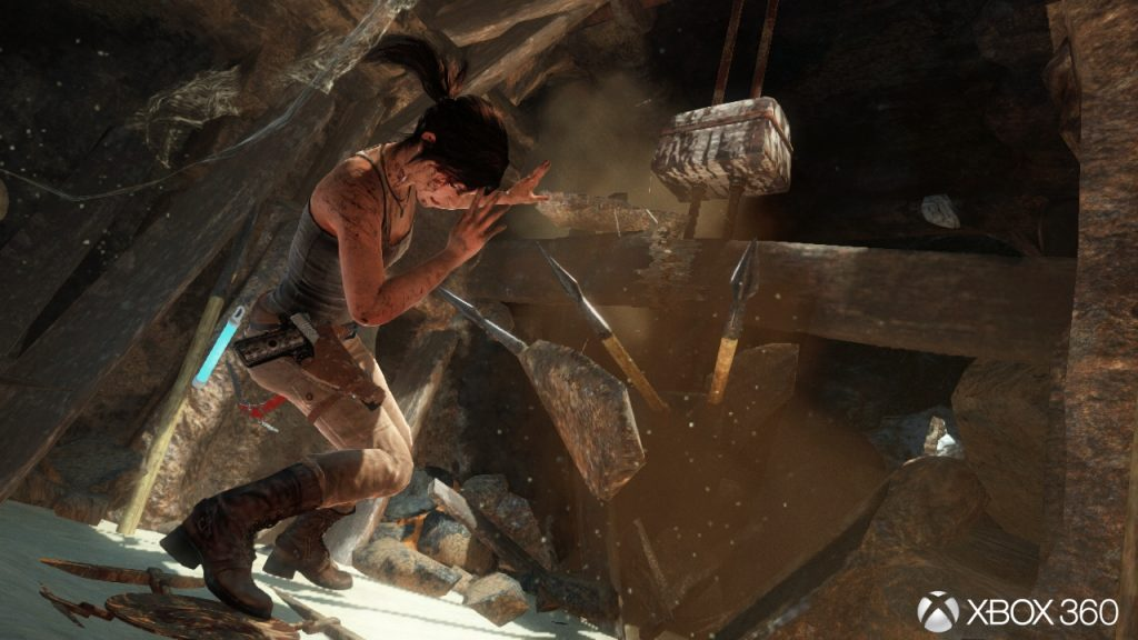 New Rise Of The Tomb Raider Xbox 360 Vs Xbox One Screenshots Comparison Reveals Curious Difference