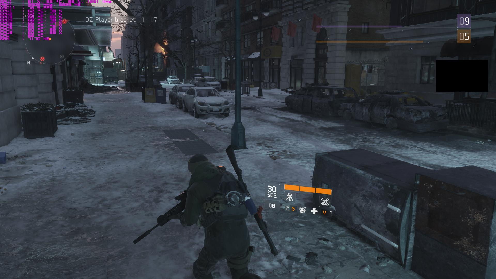 The Division Maxed Out PC Screenshots Look Completely Different From Ubisofts 4K PC Screenshots