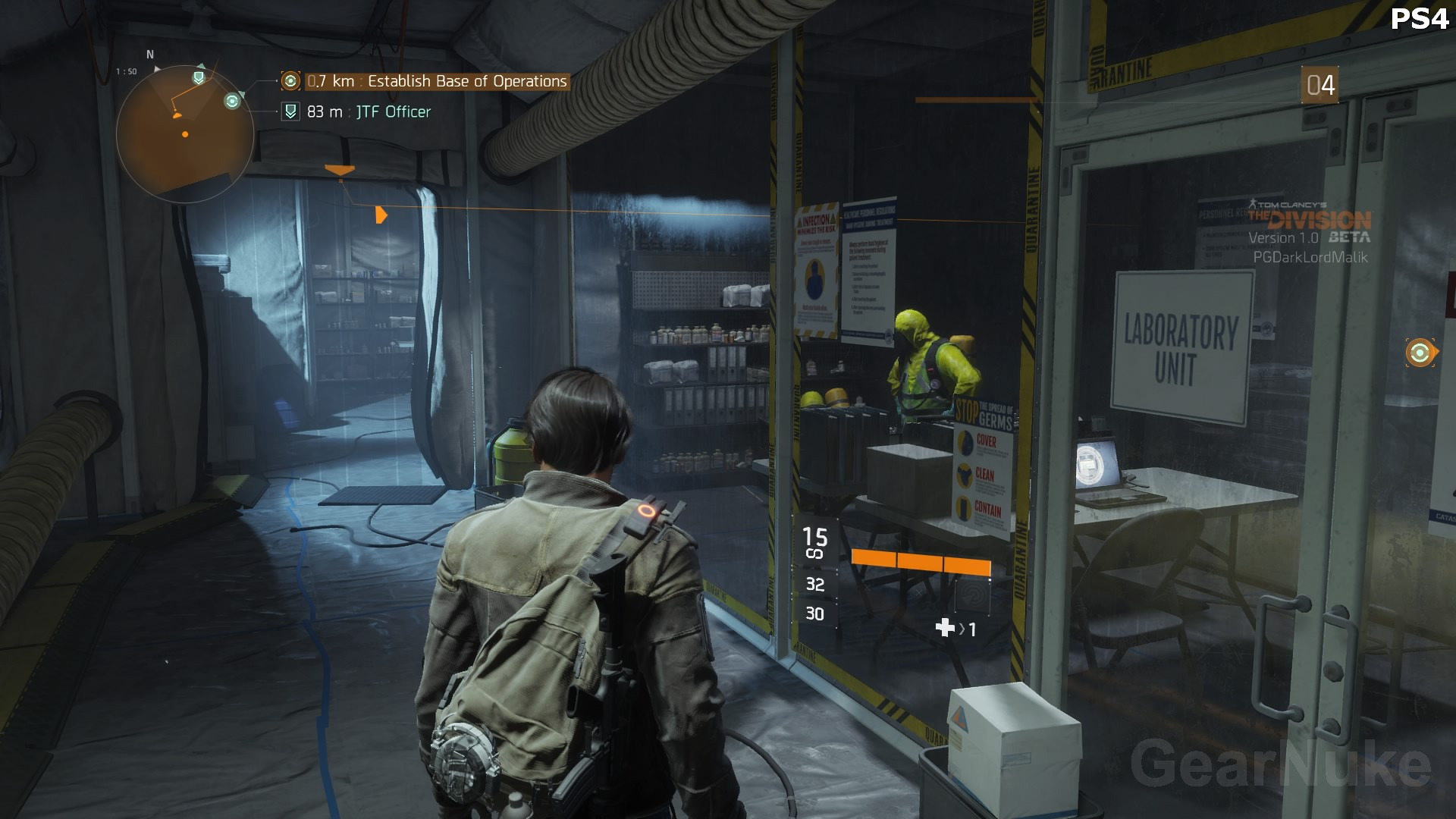 The Division Beta Check Out How The PS4 Version Compares