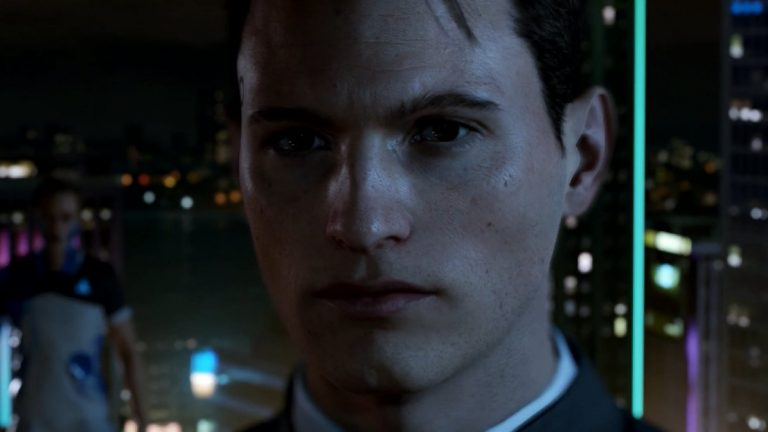 Sad Smile Girl Wallpaper Detroit Become Human Announced For Ps4 Developed By