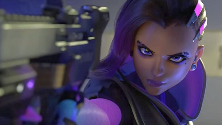 Overwatchs Latest Character Sombra Character Profile And