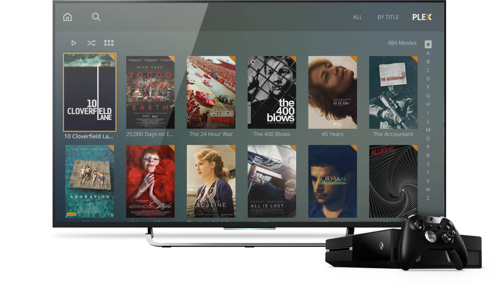 Plex Gets An Exclusive Update For Xbox One Bringing New