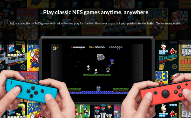 Nintendo Switch Online Service List Of All Free Nes Games