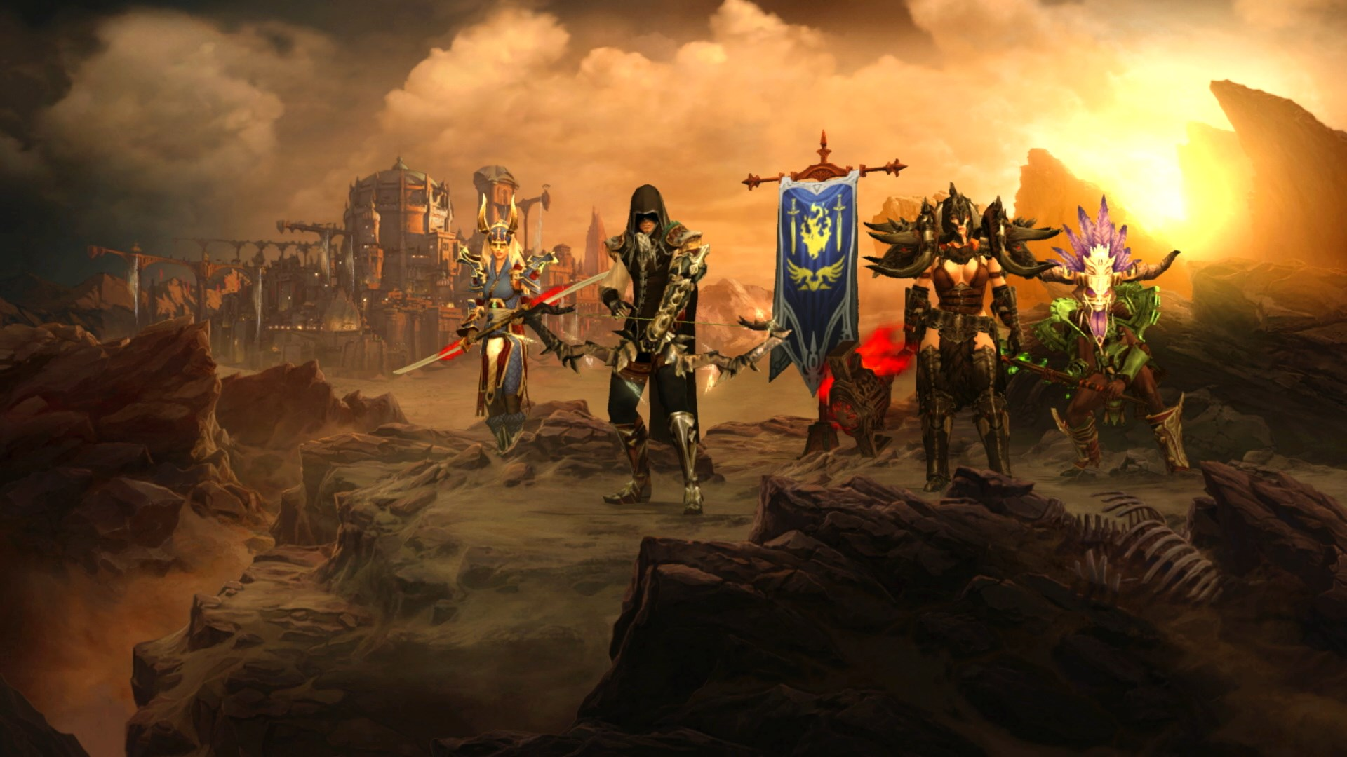 Diablo 3 Eternal Collection Confirmed For Nintendo Switch