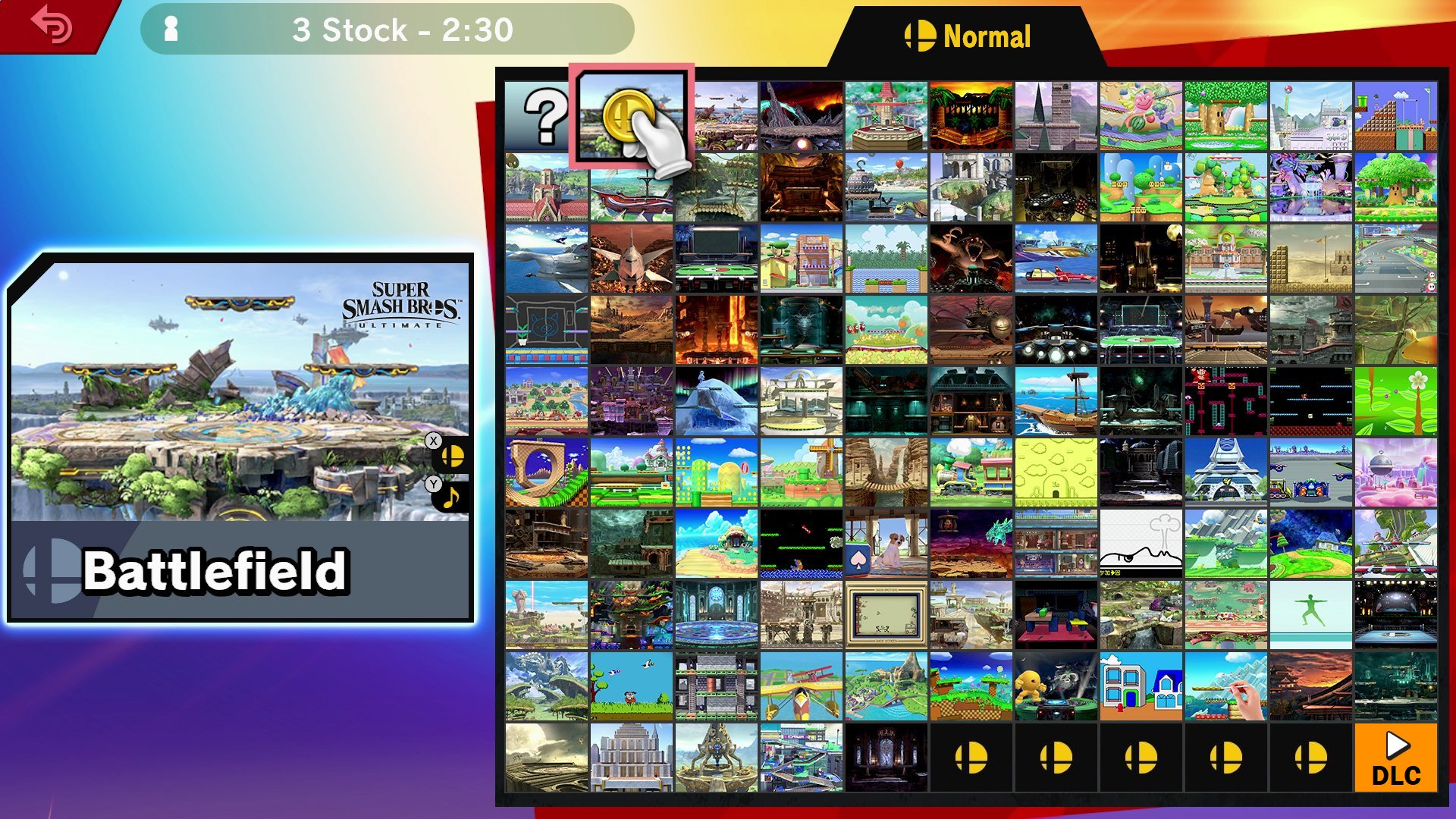 CoroCoro Confirms Smash Ultimate Will Have At Least 108 Stages