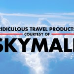 Ridiculous Travel Products from SkyMall