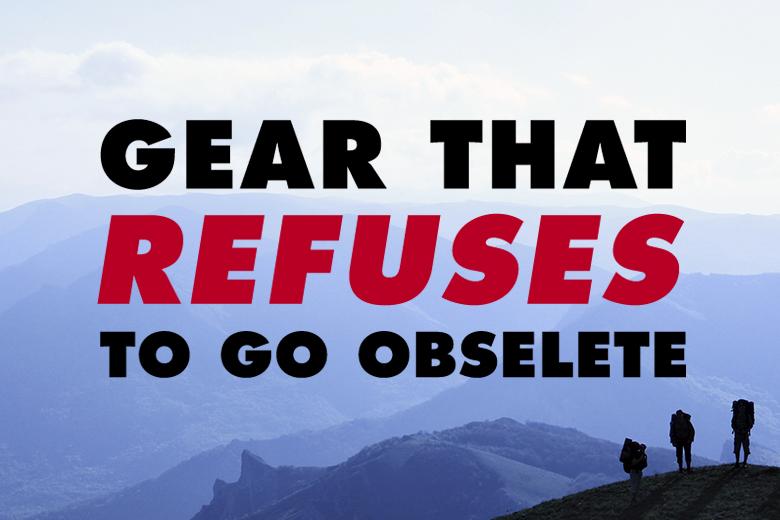 gear refuse obselete