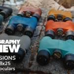 REVIEW: Nocs Provisions Standard Issue 8×25 Waterproof Binoculars