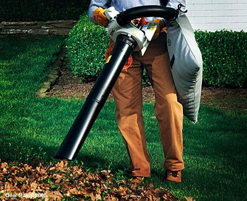 Reviews Yard Vacuum