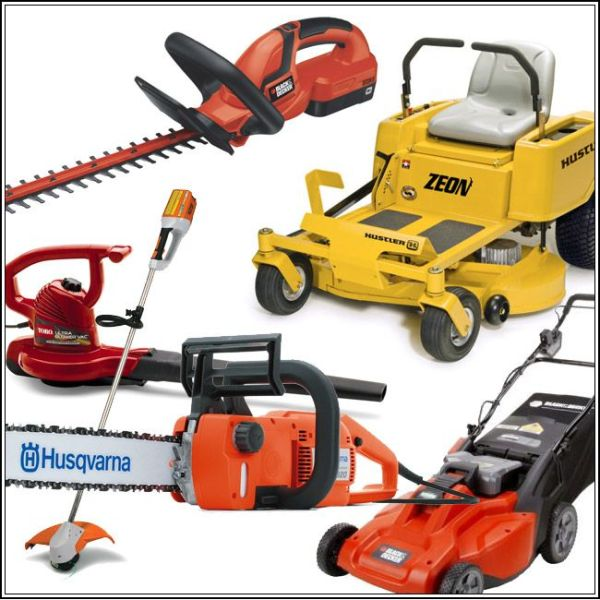 home landscaping tools - gear