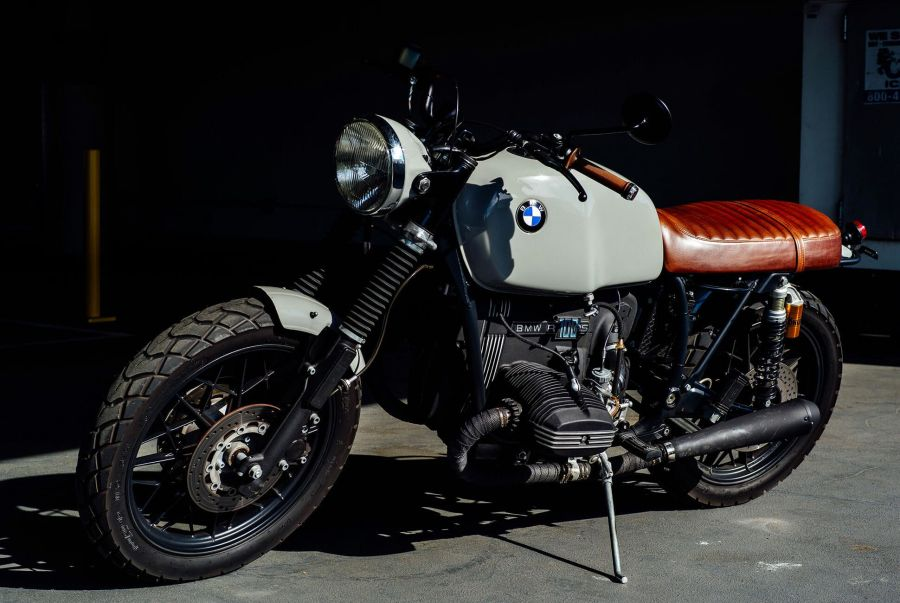 Roughchild Moto Is Giving Classic BMW Motorcycles a New ...