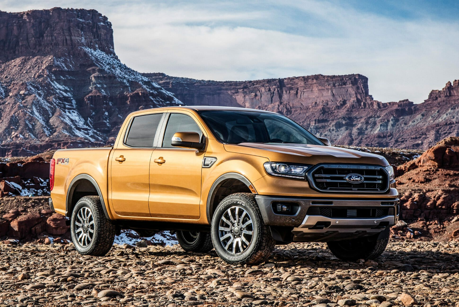 2020 ford ranger price usa
